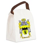 Maurize Canvas Lunch Bag