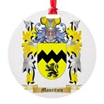 Mauritzen Round Ornament