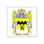 Mauritzen Square Sticker 3