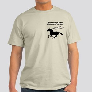 Geldings are from Heaven. Horse Light T-Shirt