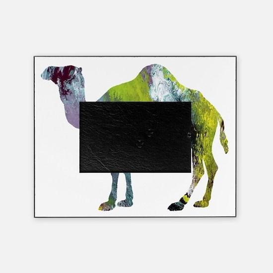 Funny Camel art Picture Frame