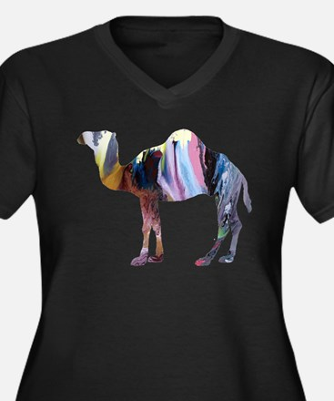 Dromedary Plus Size T-Shirt