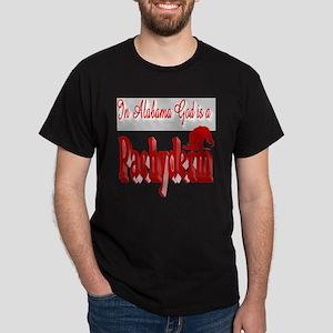 In Alabama God is a Pachyderm Dark T-Shirt