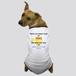 Way to Heaven Dog T-Shirt