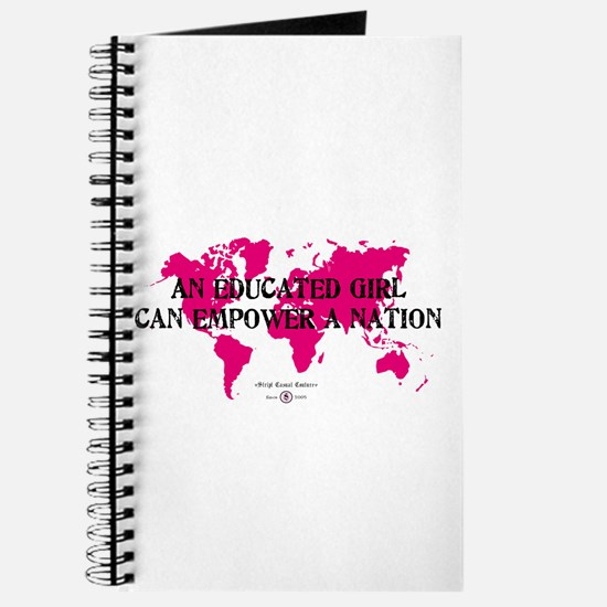 An Educated Girl Can Empower Journal