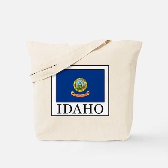 Unique Gem state Tote Bag