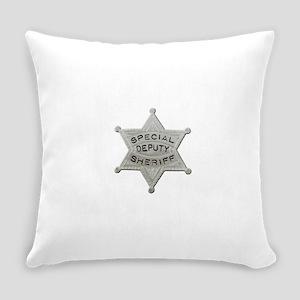 Special Deputy Sheriff Everyday Pillow