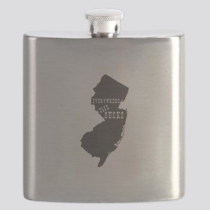 New Jersey Flask