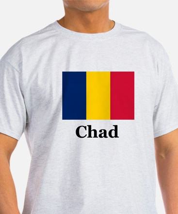 Chad African T-Shirt