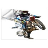 Dirt bike Wall Decals