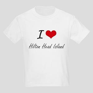 I love Hilton Head Island South Carolina T-Shirt