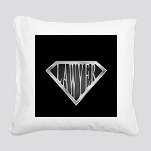 spr_LAWYER_cXis Square Canvas Pillow