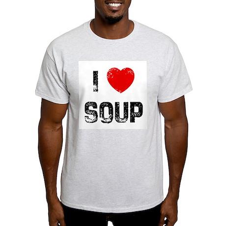 I * Soup Light T-Shirt