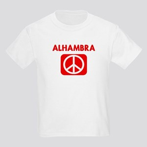 ALHAMBRA for peace Kids Light T-Shirt