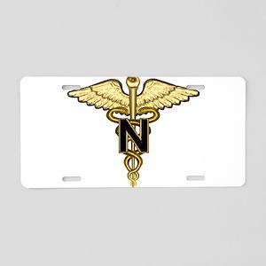 nurse_corps5 Aluminum License Plate