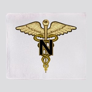 nurse_corps5 Throw Blanket