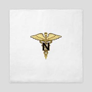 nurse_corps5 Queen Duvet