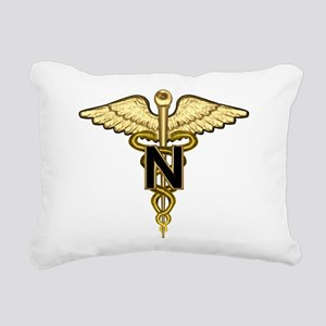 nurse_corps5 Rectangular Canvas Pillow