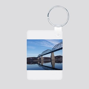 Walnut_Street_Bridge Keychains