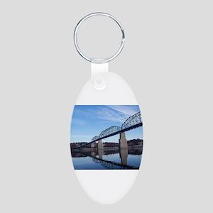 Walnut_Street_Bridge Keychains