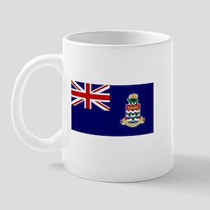 Cayman Islands Flag Mug