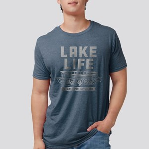 Sigma Phi Epsilon Lake Mens Tri-blend T-Shirt