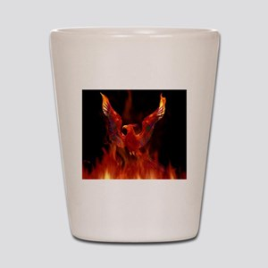firebird1 Shot Glass