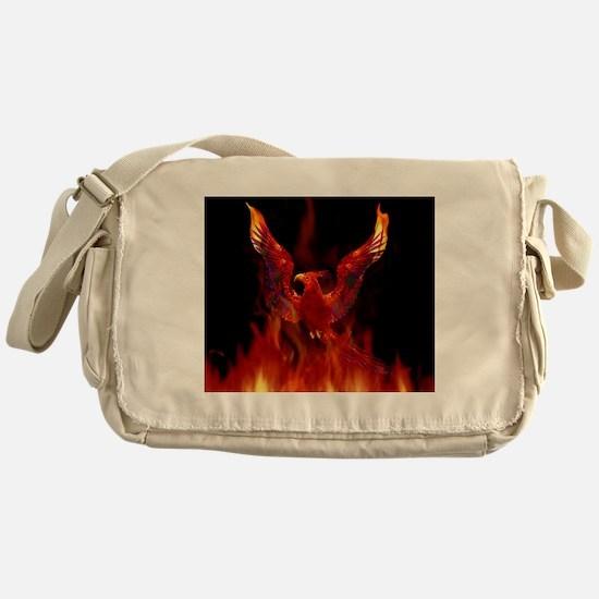 firebird1.jpg Messenger Bag
