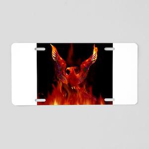 firebird1 Aluminum License Plate