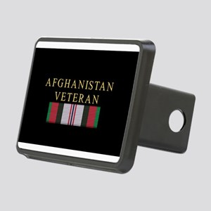 afghan_cam2 Rectangular Hitch Cover