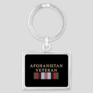 afghan_cam2 Keychains