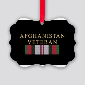 afghan_cam2 Picture Ornament