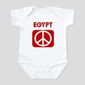 EGYPT for peace Infant Bodysuit