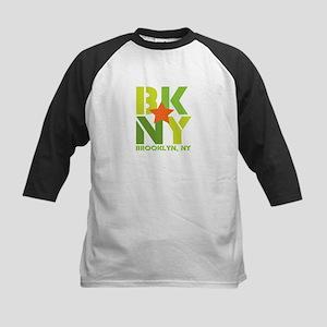 BK Brooklyn, NY Kids Baseball Jersey