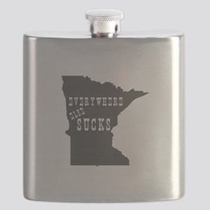 Minnesota Flask