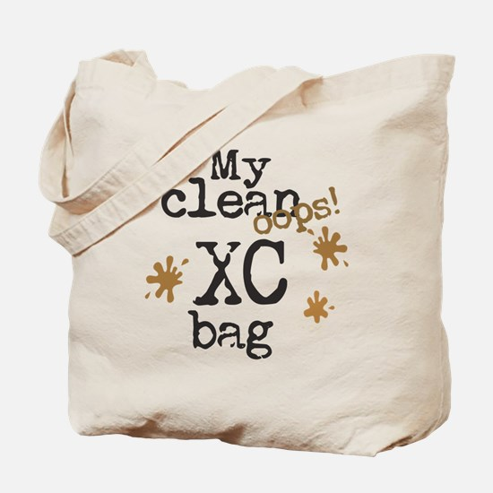 Funny XC oops © Tote Bag