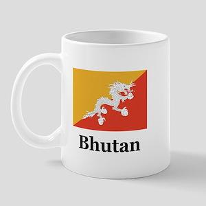 Bhutan Mug