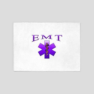 violet_emt 5'x7'Area Rug