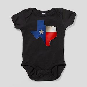 state_texas Baby Bodysuit
