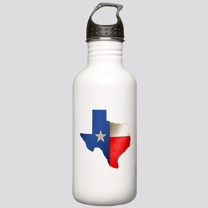state_texas Stainless Water Bottle 1.0L