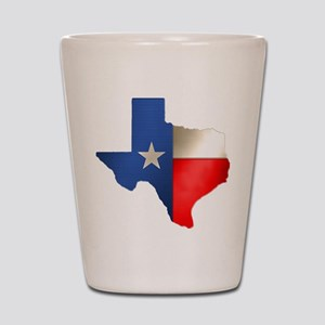 state_texas Shot Glass