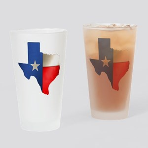 state_texas Drinking Glass