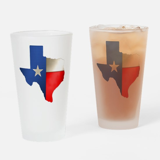 state_texas.png Drinking Glass