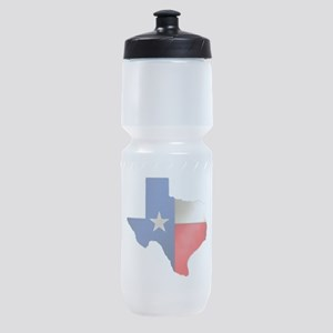 state_texas Sports Bottle