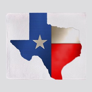 state_texas Throw Blanket
