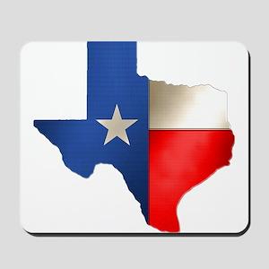 state_texas Mousepad
