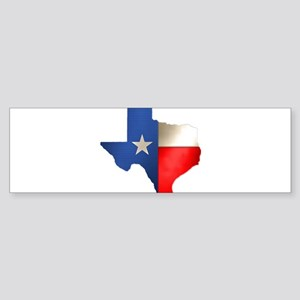 state_texas Bumper Sticker