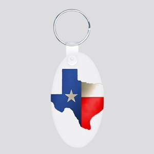 State of Texas Keychains