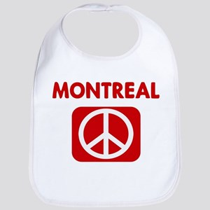 MONTREAL for peace Bib