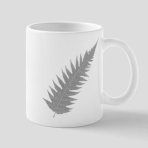 Silver Fern Aotearoa Mug